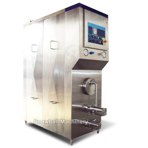 1000L 2000L Fabricadora Continua de Helado, Productora Continua de helado