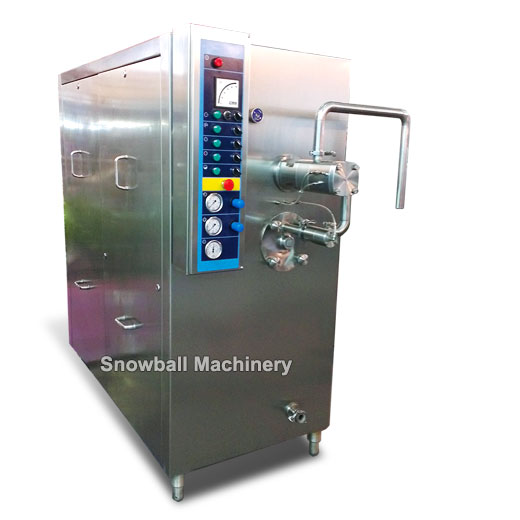 1200L Fabricadora Continua de helado,Productora Continua de helado