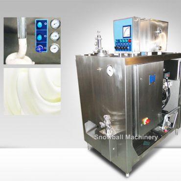 Máquina para producción de Helado Fabricadora Continua
