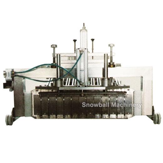 Insertador de Helado, Máquina para insertar palito