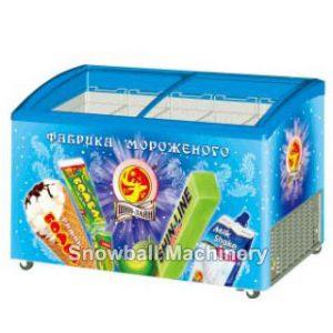 Mostrador Refrigerator para Helado