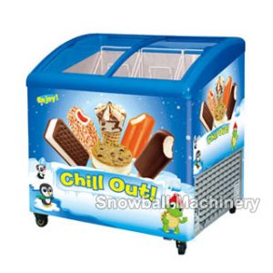 Comercial Mostrador Refrigerador