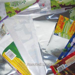 Bopp envase de helado, no Tóxico, Impresión bajo la personalización