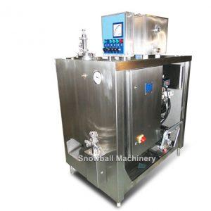 150L,300L a 600L Fabricadora Continua de Helado, Productora Continua de Helado