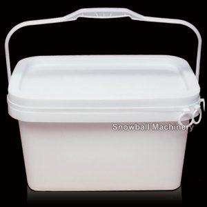 5L Rectangle Caja plastica de helado