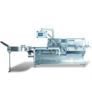 Automática Máquina de Encajonamiento, Máquina para encajonar