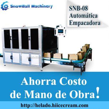 SNB-08 Automática Empacadora