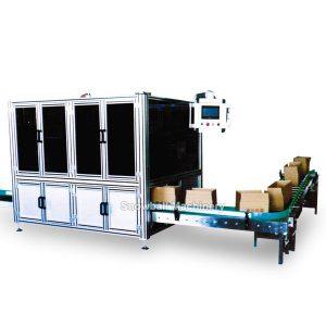 Encajonamiento de Helado, Máquina para empacar de helado