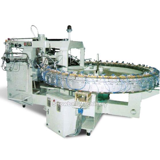 TT25 Fabricadora rotativa de cono
