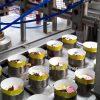 Lineal llenadora de helado