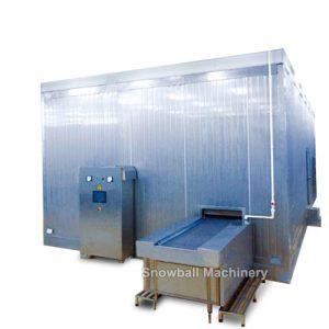 Túnel de enfriamiento