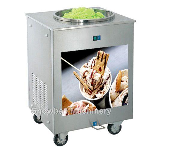 Máquina de Rollos helados