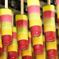 Molde de helados para Paletera Rotatoria, Molde de paletera de helados, Molde de helados de Máquina Ria